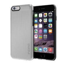 Fundas y carcasas brillantes Para iPhone 6 color principal plata para teléfonos móviles y PDAs