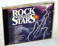 CD ROCK Super STARS Vol. 2 - Bowie / Genesis / Marrillion u.a.