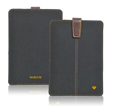 iPad mini Case Black Cotton Twill Screen Cleaning Sanitizing NueVue Sleeve Case