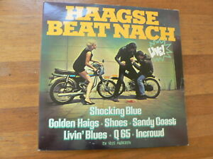 LP RECORD VINYL ZUNDAP PUCH MOPED COVER HAAGSE BEAT NACHT Q65,SHOCKING BLUE,SHOE