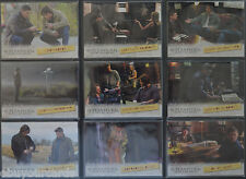 Supernatural Seasons 1-3 Complete Locations 9 Trading Card Insert Set L01 - L09