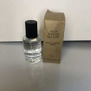 Merle Norman Salon Formula Quick Dry Sample 1 oz New