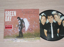 "Green DAY-BOULEVARD OF BROKEN DREAMS/letterbomb - 45 RPM 7"" picture disc"