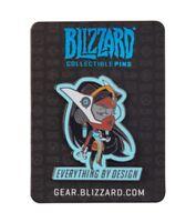 Blizzcon Pin Blizzard Collectible Symmetra Overwatch Enamel Lapel Pin Rare New