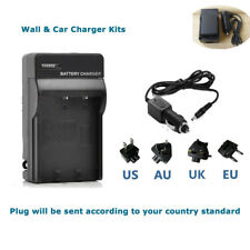 NP-W126-U Battery Charger for Fujifilm X-E2 X-M1 X-A1 Finepix HS30 HS33 HS50 EXR