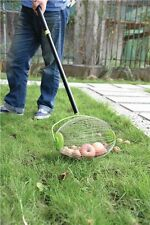 Obstsammler Walnusssammler,ohne Bücken Fallobstsammler teleskopierbaremr Stiel