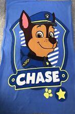 Paw Patrol Chase Blanket