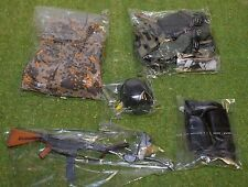 TOYS CITY 1/6 SCALE WW II GERMAN CAMO TCT-6038 UNIFORM & ACCESSORIES ONLY