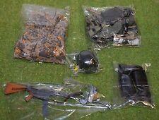 Toys City 1/6 SCALA WW II Uniforme Tedesca Mimetico tct-6038 e Accessori SOLO