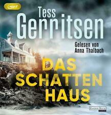 Das Schattenhaus - Tess Gerritsen (2 mp3-CDs) NEU&OVP!!! 2020