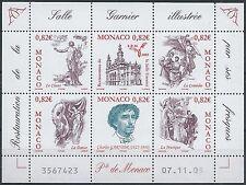 MONACO - N° 2508 à 2513 - 6 Timbres Neufs** // 2005 - SALLE GARNIER