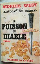 Morris West - Le Poisson Du Diable - 1966 - relié