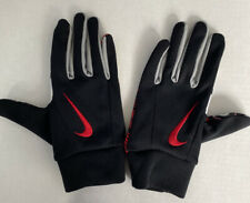 Nike Football Gloves Georgia Bulldogs Men's Size Large