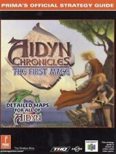 Aidyn Chronicles: The First Mage: Prima's Official Strategy Guide