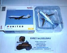 United Airlines Boeing 737-300   1:400 Herpa Wings 561198 Privatsammlung  XXI