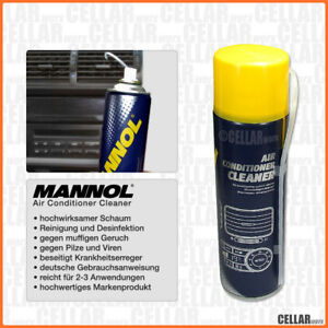 520 ml Mannol Klimaanlagenreiniger | Klimareiniger | Desinfektion d. Klimaanlage