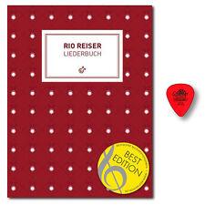 Rio Reiser Liederbuch - Verlag Bosworth - BOE7428 - 9783865433039