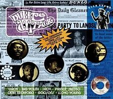 GLEN BROWN - DUBBLE ATTACK: THE ORIGINAL PANTOMIME DEE-JAY COLLECTION 1972-1974