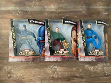 Marvel Legends Signature Series NIB LOT Mr. Fantastic, Sandman, Cyclops