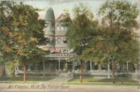Postcard 1907 The Fenton Hotel of Mt. Clemens, MICH