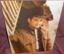 """8"""" X 10"""" TRACY BYRD AUTOGRAPH COLOR PHOTO Country Music,  Signed w/ Marker Pen"""