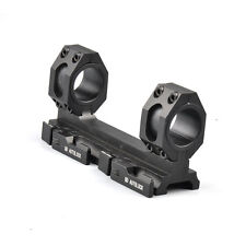 Quick Release25mm-30mm Ring Weaver Picatinny 20mm Rail Auto Lock Mount For Rifle