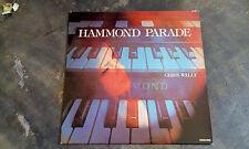 LP CHRIS WALLY - HAMMOND PARADE / très bon état