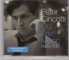 (GR461) Peter Cincotti, On The Moon - 2005 DJ CD