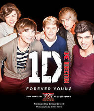 One Direction: Forever Young: Our Official X Factor Story, One Direction, Used;