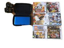 Nintendo 3DS XL En Consola De mano Azul