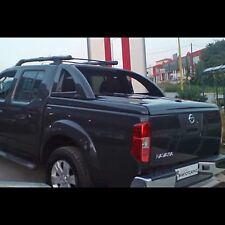 NISSAN NAVARA 2010- FULL BOX GRS C/ROLL BAR 4 PORTE, 2 CAB.Mod.05/10 in vetrores