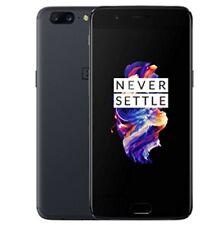 OnePlus 5 A5000(Dual Sim) 6GB Ram 64GB | 4G LTE Ohne Sim und branding - Grau
