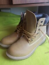 Esprit Womens Ladies Lace Up Shoes Combat Forest Boots Hiking Walking Size 10 M