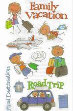 Mambi Mini's VACATION KIDS Travel Scrapbook Stickers