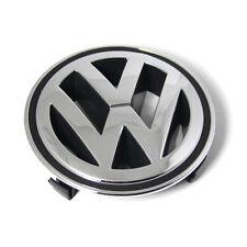VW Golf 5 R32 VW Emblem Kühlergrill Original Tuning Zeichen vorn chrom/anthrazit