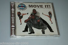 Reel 2 Reel feat The Mad Stuntman Move It CD MITI Like to Move It One Life to