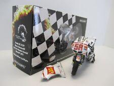 1:12 HONDA RC212V #58 SIC Marco Simoncelli MotoGP 2011 [MINICHAMPS 122111158]NEW