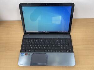"TOSHIBA SATELLITE L855-149 15.6"" LAPTOP, 480 GB SSD, INTEL CORE i7, 6 GB, WIN 10"
