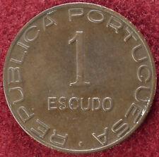 Mozambique 1 Escudo 1945 (D2208)