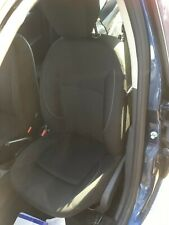 2016-2018 DACIA DUSTER PASSENGERS SIDE FRONT SEAT COMPLETE BLACK CLOTH