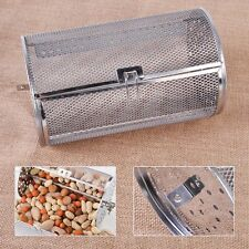 Stainless Steel Coffee Peanut BBQ Grill Rotisserie Grill Roaster Drum Oven Bake