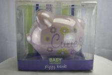 Baby Essentials Piggy Bank- Cutie