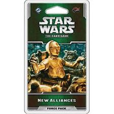 Star Wars LCG Card Game New Alliances Force Pack Fantasy Flight Games FFG SWC25