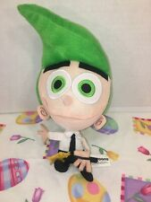Vguc-9� Fairly OddParents Cosmo w/ Wand Plush Nickelodeon NickToons Cartoon Show
