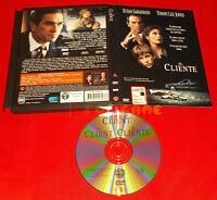 IL CLIENTE (Sudan Sarandon Tommy Lee Jones) - Dvd SNAPPER - USATO - ET