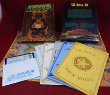 Atari XL: Exodus: Ultima III - Origin 1983 US Version mit OVP
