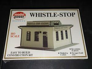 MODEL POWER (HO) BUILDING KIT ( WHISTLE STOP)