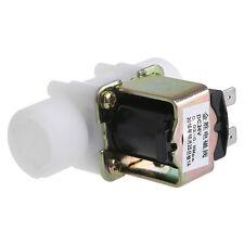 "3/4"" PP N/c DC 24v Electric Solenoid Valve Water Control Diverter Device"