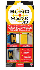 Calculated Industries 8105 Blind Mark Magnetic Drywall Locator Tool