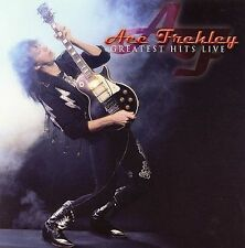 Greatest Hits Live by Ace Frehley (CD, Jan-2006, Megaforce)